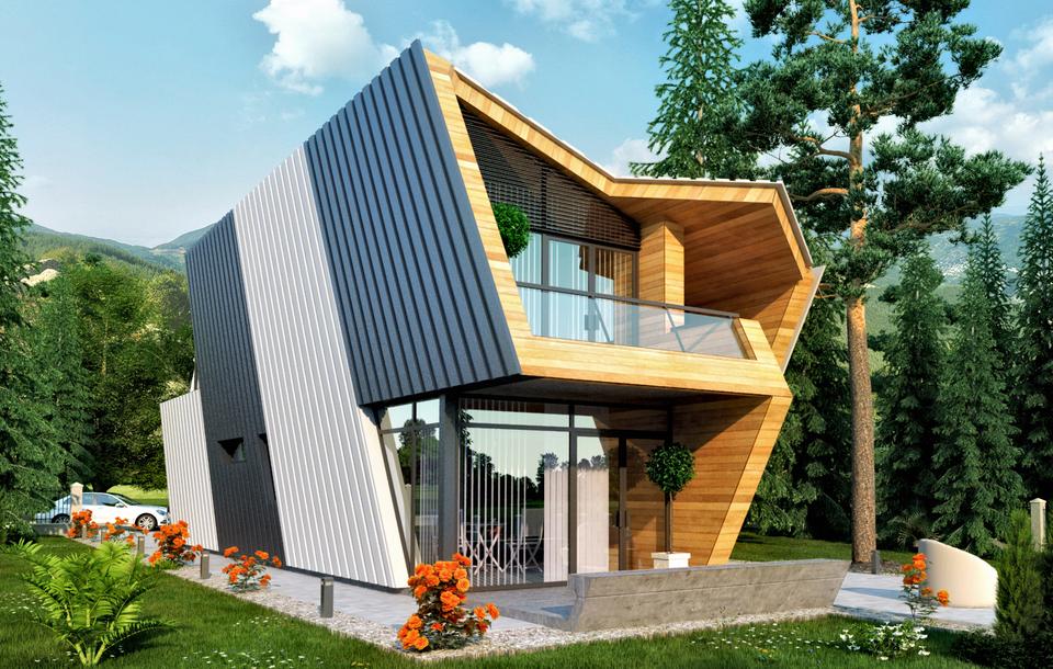 Строителство на сглобяеми и монолитни къщи